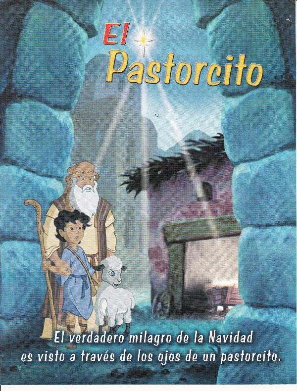 """Portada """"El Pastorcito"""""""